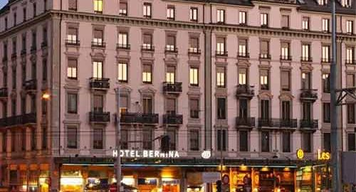 Hotel Bernina Geneva- Eligasht.com الی گشت
