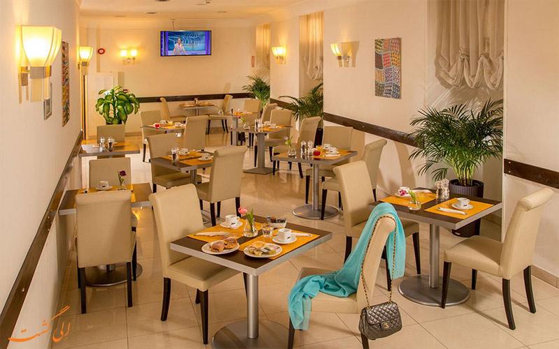 خدمات تفریحی هتل سنت پاول رم- رستوران