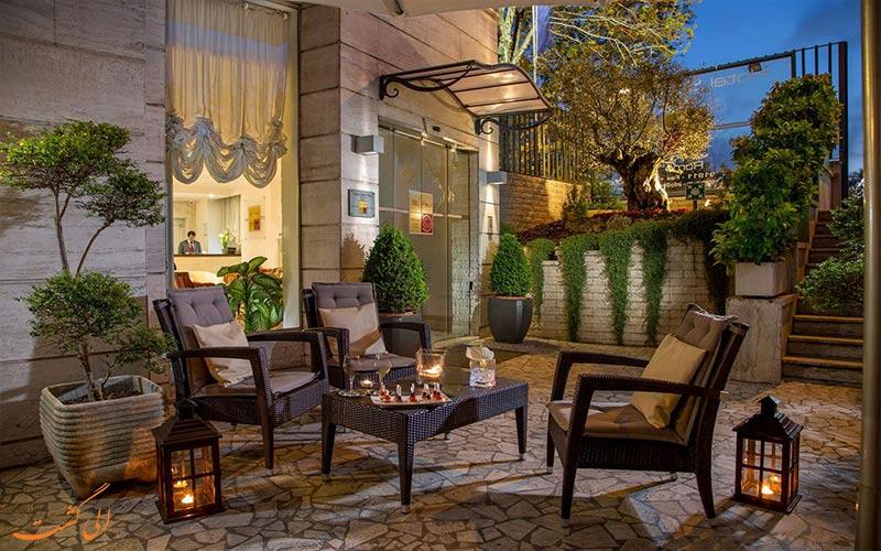 هتل سنت پاول رم Hotel Saint Paul