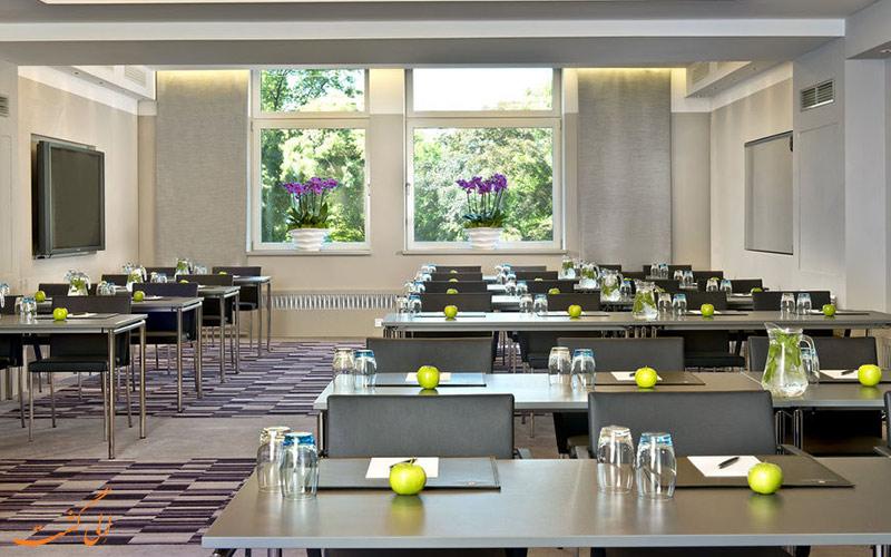 خدمات رفاهی هتل اینترکنتینانتال برلین- اتاق کنفرانس