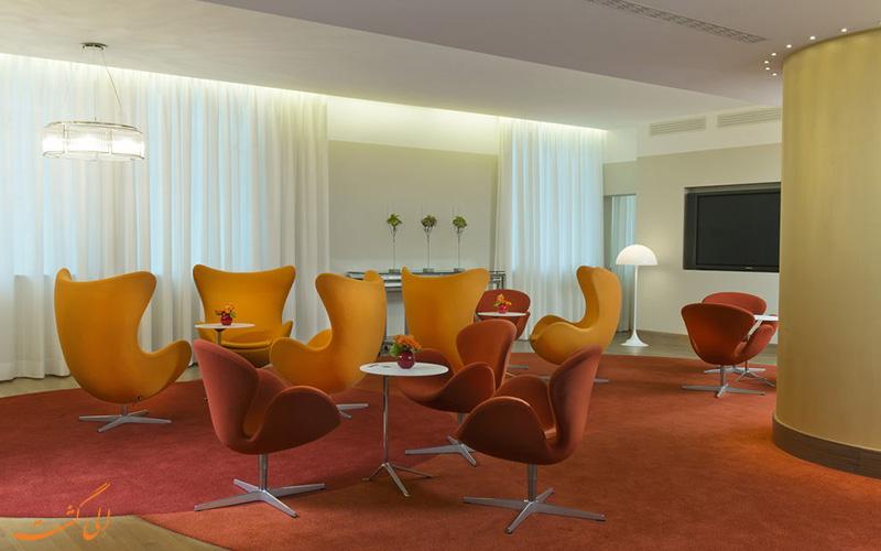 هتل اینترکنتینانتال برلین- لابی