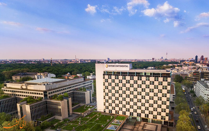 Intercontinental Berlin- eligasht.com اطراف هتل