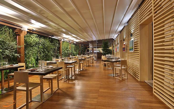 رستورانی در سیسیل