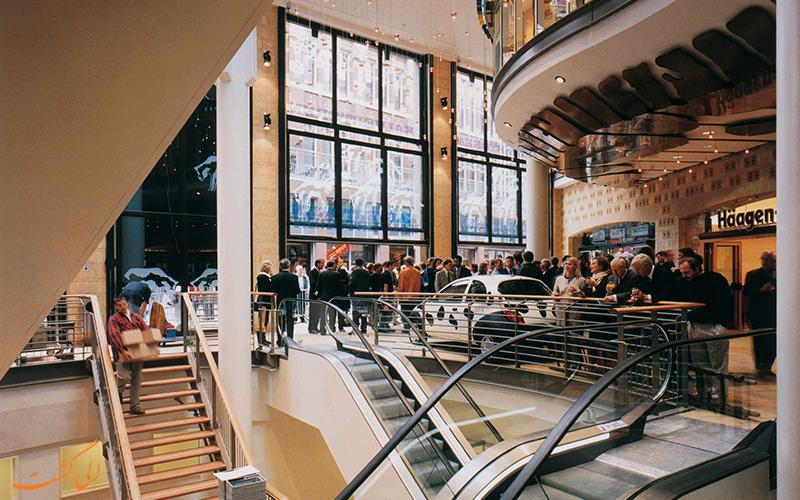 مراکز خرید در آمستردام