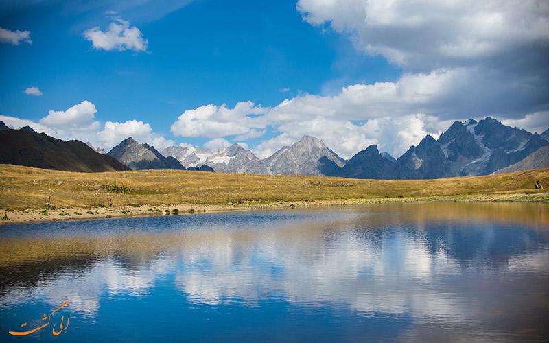 دریاچه کرولدی