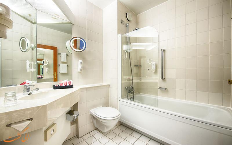 انواع اتاق های هتل لئوناردو آخن