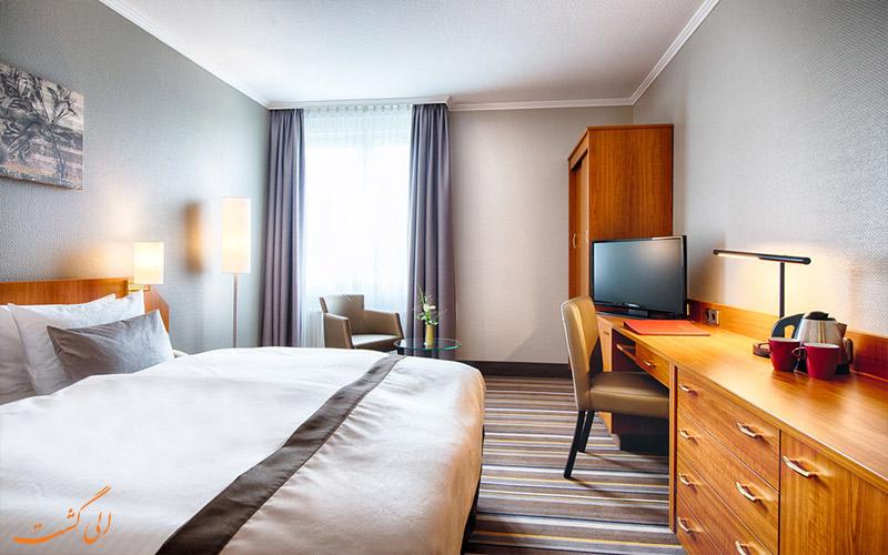 امکانات اتاق های هتل لئوناردو آخن