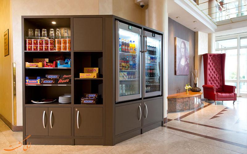 خدمات رفاهی هتل لئوناردو آخن - وندینگ ماشین