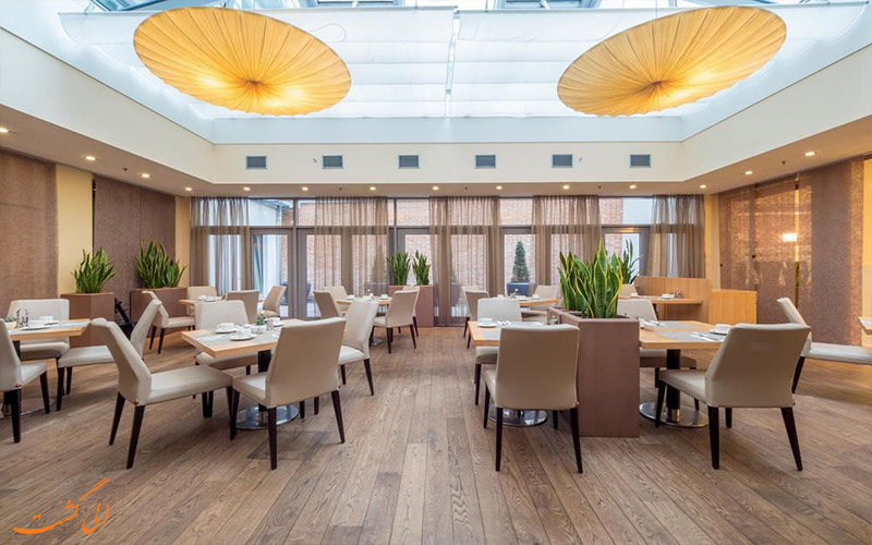 هتل لیندنر ام بلودر وین- رستوران