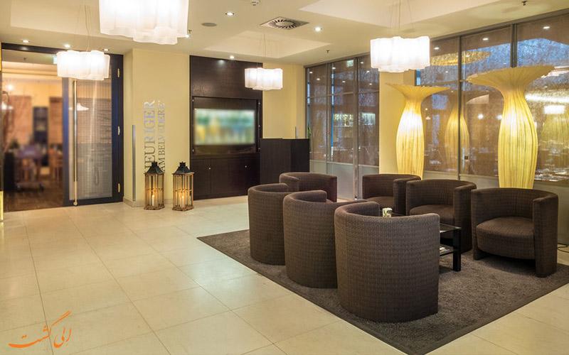 هتل لیندنر ام بلودر وین Lindner Hotel am Belvedere