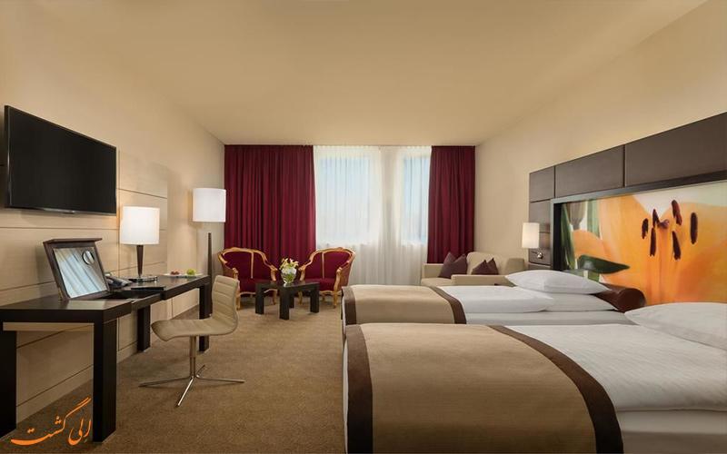 امکانات اتاق های هتل لیندنر ام بلودر وین