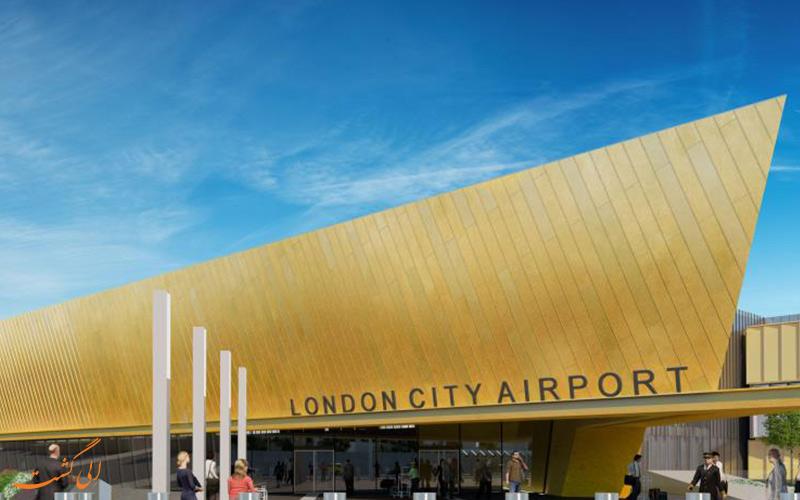 معرفی فرودگاه بین المللی لندن سیتی