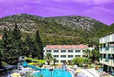 هتل لوانا سانتا ماریا کوش آداسی