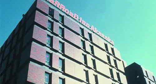 هتل مررود این آکاساکا در توکیو