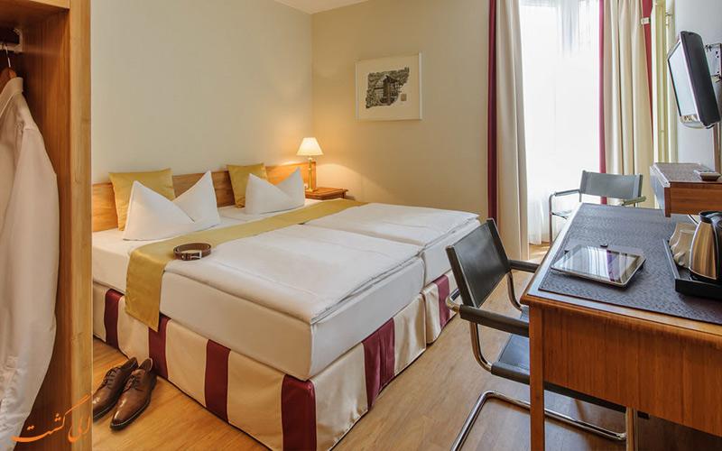 امکانات اتاق های هتل مرکیور برلین