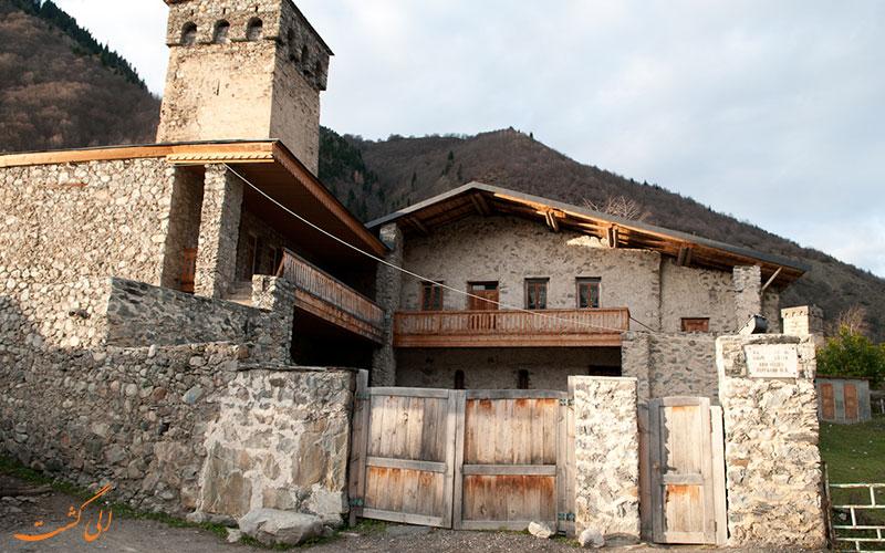موزه خانه میخائیل خگیانی
