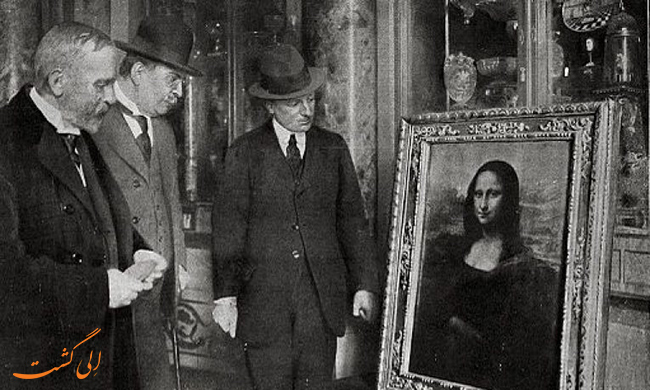 نقاشی مونالیزا | فلورانس