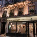 معرفی هتل ۴ ستاره مونا لیزا در پاریس
