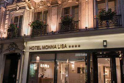 Monna Lisa Champs Elysées- eligasht.com الی گشت