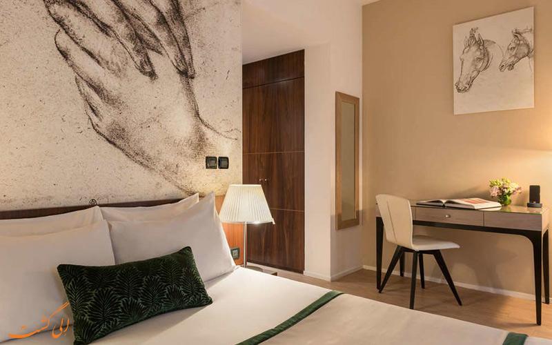 امکانات اتاق های هتل مونا لیزا پاریس