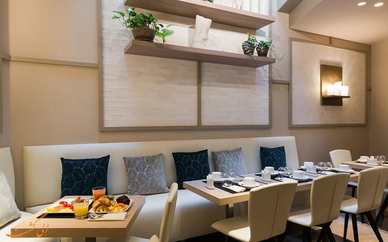 امکانات تفریحی هتل مونا لیزا پاریس- رستوران