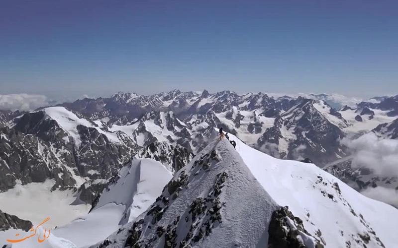 کوه های اوشابا