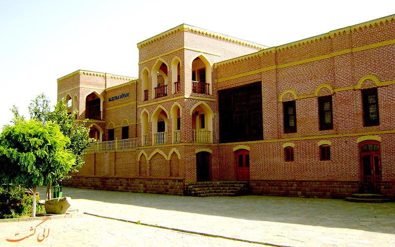 قلعه خان نخجوان