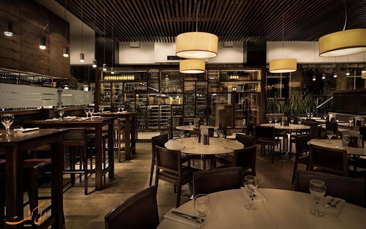 رستوران گریل نیویورک