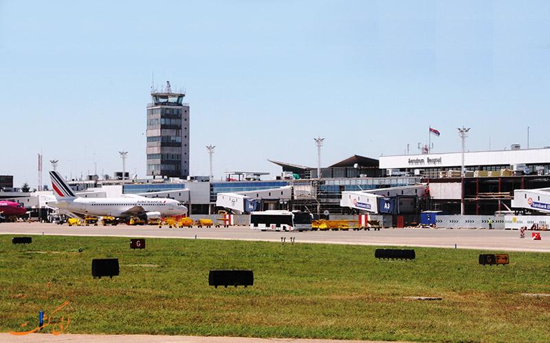 فرودگاه بین المللی بلگراد