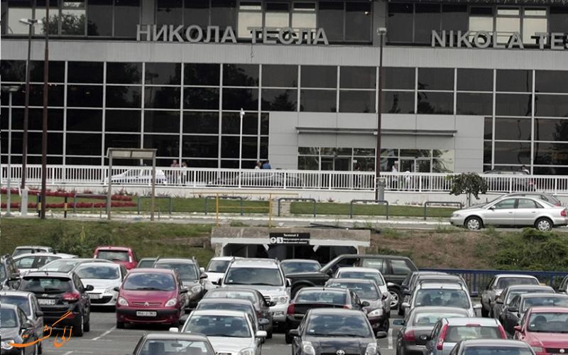 راه های دسترسی به فرودگاه بین المللی بلگراد نیکولا تسلا