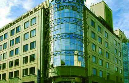 هتل نووتل سنتر روسیه