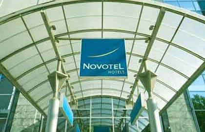 هتل نووتل سنتر در مسکو