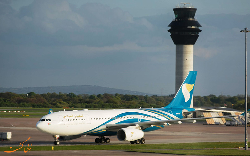 اطلاعات شرکت هواپیمایی عمان ایر