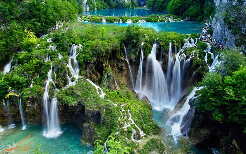 آبشار پلیتویچ