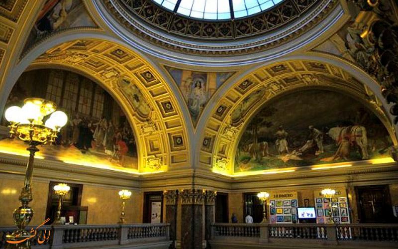 موزه ی ملی پراگ