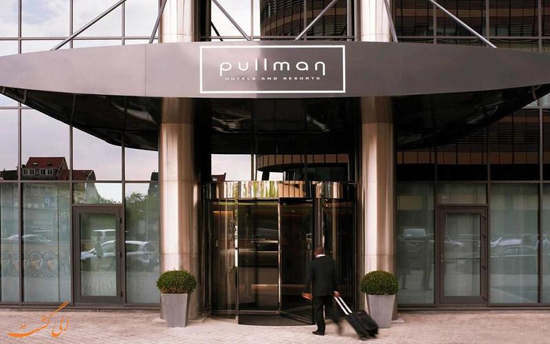هتل پولمن بروکسل Hotel Pullman Brussels Centre Midi