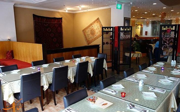 رستوران ترکی صوفا