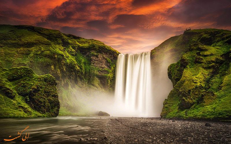آبشار اسکگوافوس