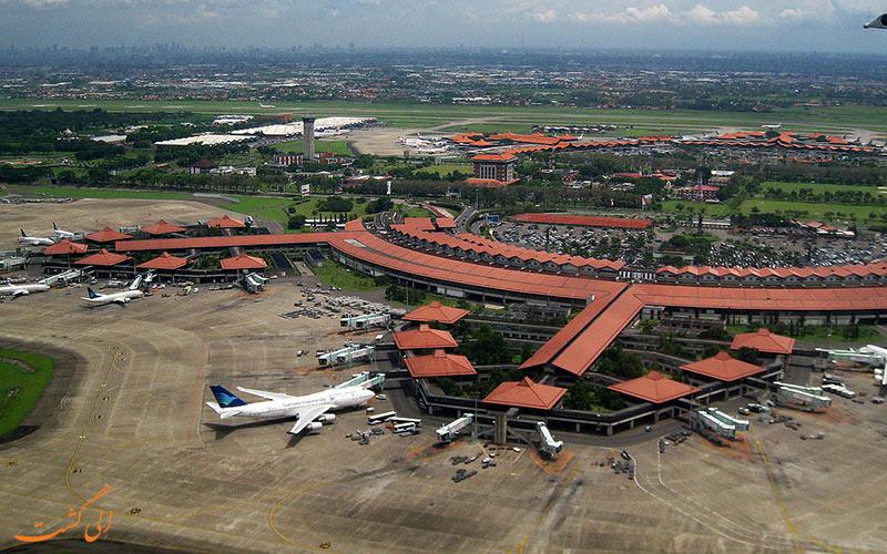 فرودگاه بین المللی سوئکارنو- هتا، اندونزی