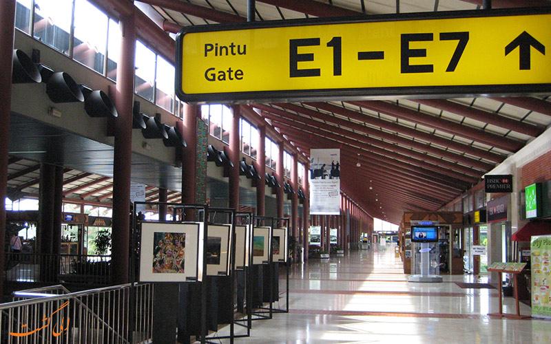 تاریخچه ی فرودگاه بین المللی سوئکارنو- هتا