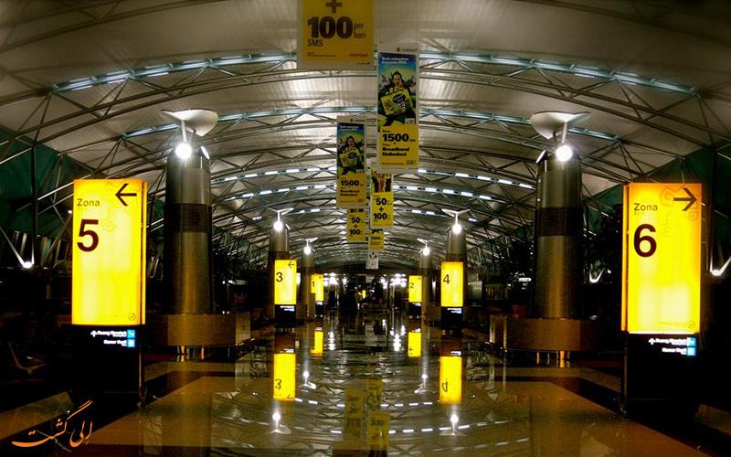 اطلاعات فرودگاه بین المللی سوئکارنو- هتا