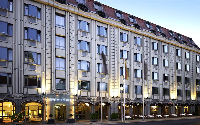 Sofitel Gendarmenmarkt Berlin- eligasht.com نمای هتل