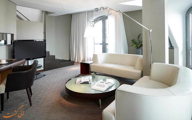 اتاق های هتل سوفیتل گندارمن مارکت برلین