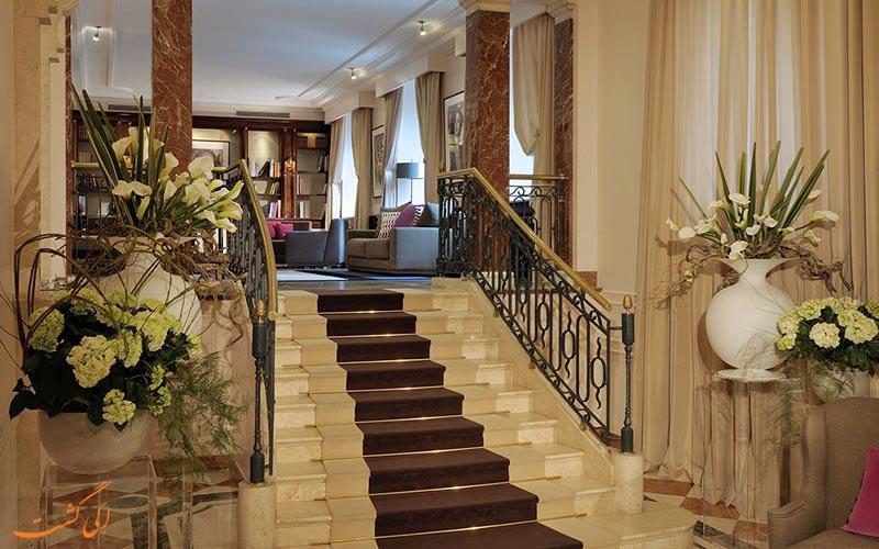 خدمات رفاهی هتل سوفیتل رم