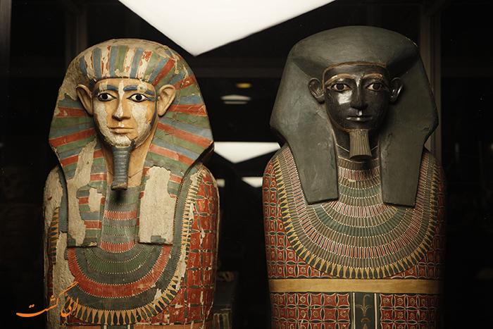 پسران خنوم آ | مصر باستان