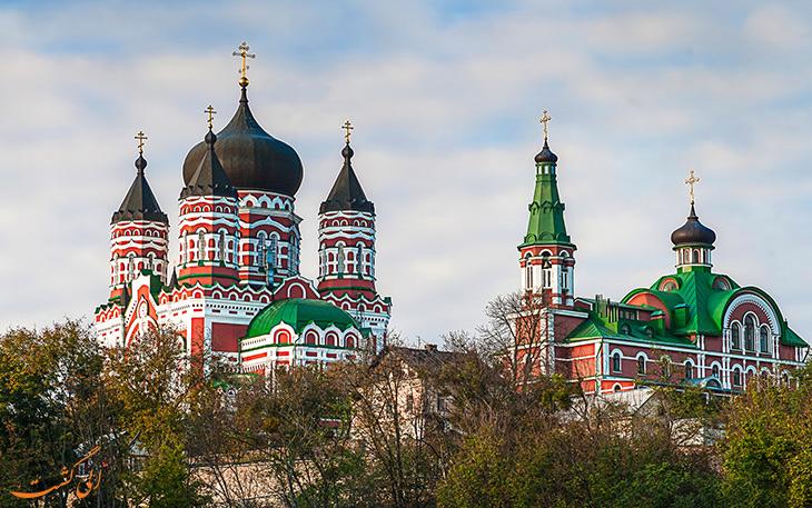 کلیسای جامع پانتلیمون مقدس کی یف