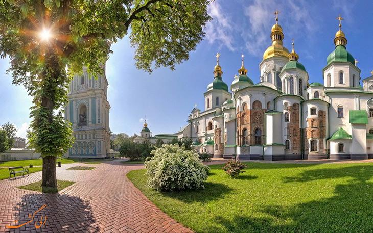 کلیسای جامع سوفیا کی یف