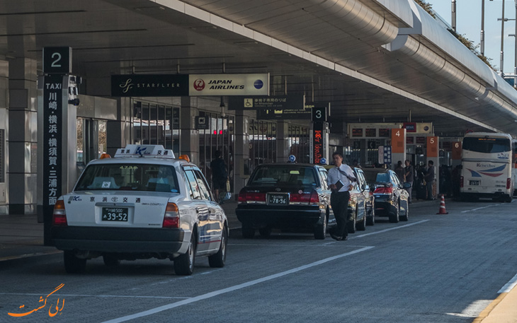 تاکسی فرودگاه توکیو