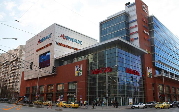 مراکز خرید در بلغارستان