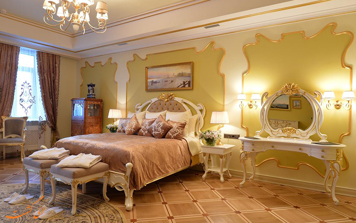 هتل ترزینی پالاس